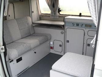 Westfalia T25 / T3 Joker Grey Interior